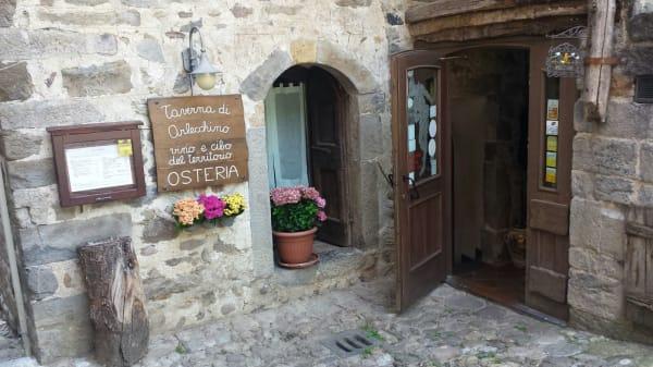 INGRESSO - Taverna di Arlecchino