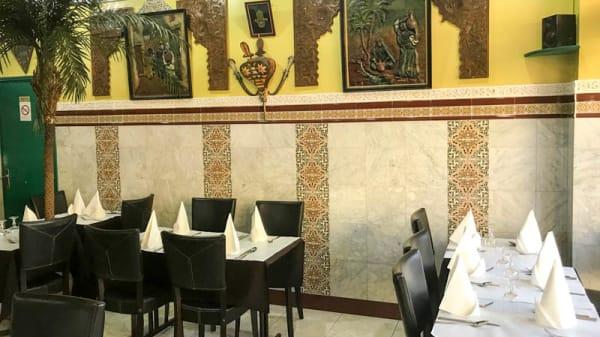 Vue de l'intérieur - Le Maroc, Champigny-sur-Marne