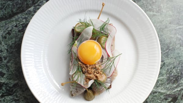 Chef's suggestion - Krogs Fiskerestaurant, København