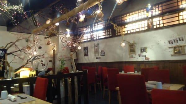 Restaurant - Wasabi, Lyon