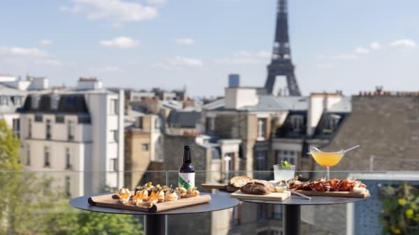 Canopy Trocadero - Rooftop, Paris
