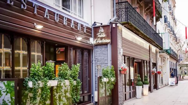 La Table d'Antoine s'agrandit - La Table d'Antoine, Vichy