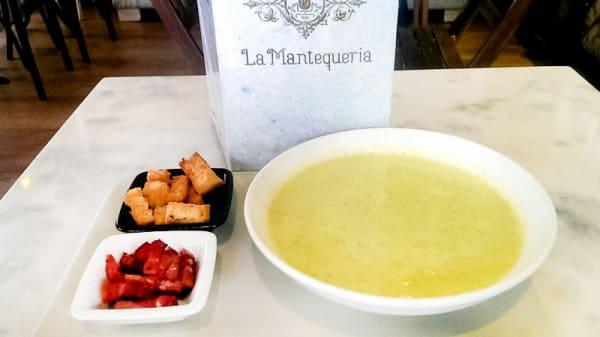 Sugerencia del chef - La Mantequería, Madrid