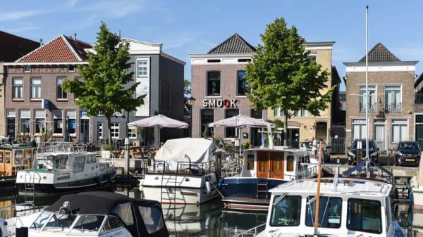 Buitenkant - Smook, Oud-Beijerland