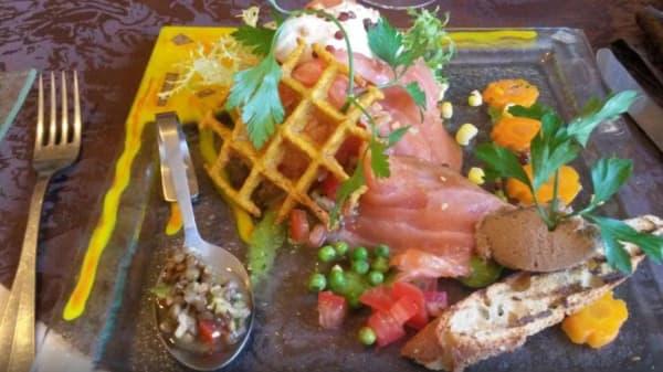 Restaurant - Chez Gilles et Marika, Vendays-Montalivet