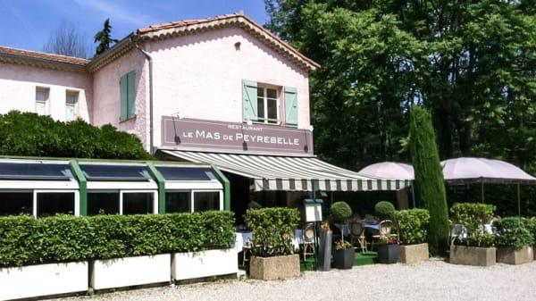 Vue exterieure - Le Mas de Peyrebelle, Valbonne