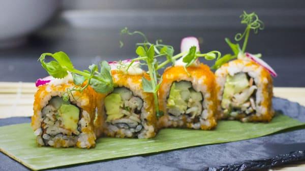 Sugerencia del chef - Takara Sushi Art, Palma de Mallorca