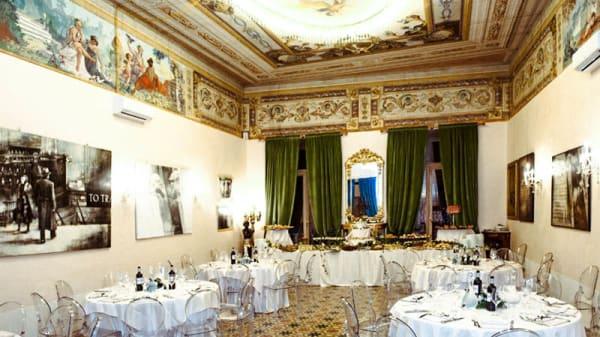 Salone - L'Angolino di Mirko, Tivoli
