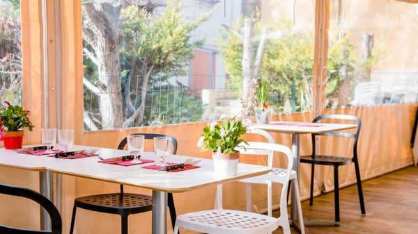Vue de la salle - Yves Restaurant, Aix-en-Provence