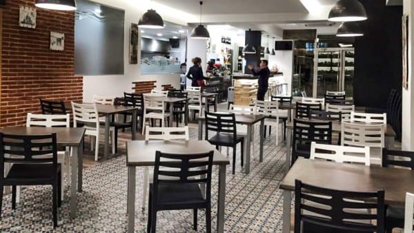 La Sala - Luigi Pizzería Ristorante, Oliva
