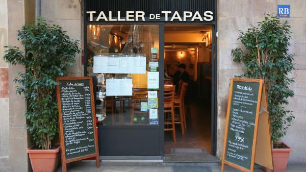 Taller de Tapas - Josep Oriol, Barcelona