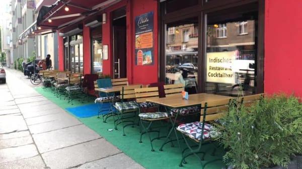 Dada indisches Restaurant and Cocktailbar, Berlin