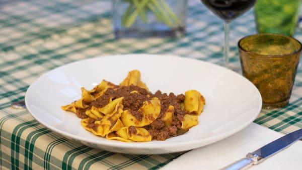 Suggerimento dello chef - Ristorante Galileo, Pisa