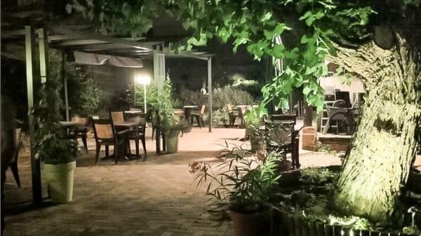 terrasse - La Pizzeriade, Rosheim