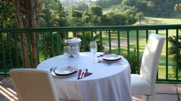 Sala 1 - Restaurante Golf Torrequebrada, Benalmadena