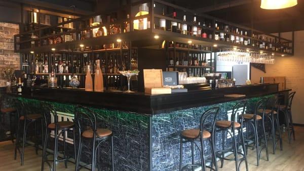 Het restaurant - Heaven Port - Restaurant en Wijnbar, Den Haag