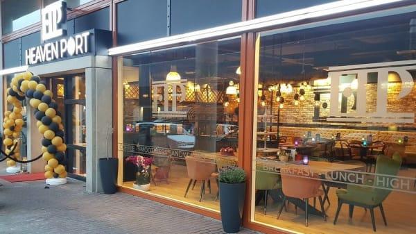 Heaven Port - Restaurant en Wijnbar, The Hague
