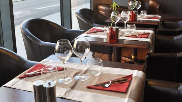 Salle - Le Vin Gourmand, Lyon