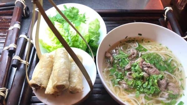 sugerencia del chef - Lolita Restaurante Vietnamita, Torremolinos