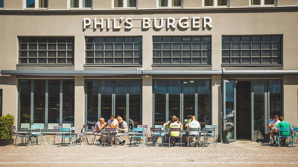 Restaurant - Phils Burger Sundbyberg, Sundbyberg