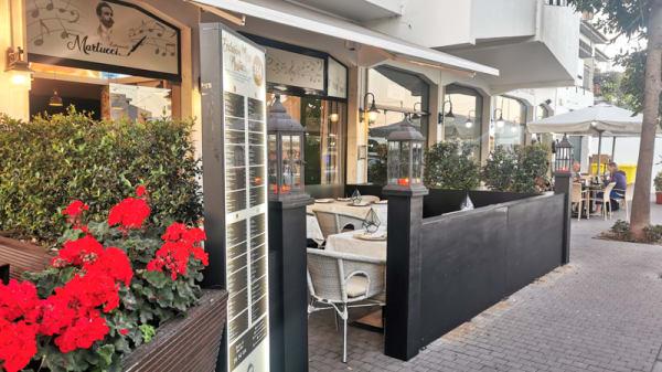Esplanada - Restaurante Martucci, Funchal