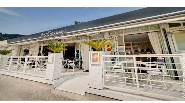 Devanture - Port Garavan, Menton