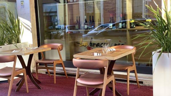 Tavoli all'aperto - La Bracioleria, Milan