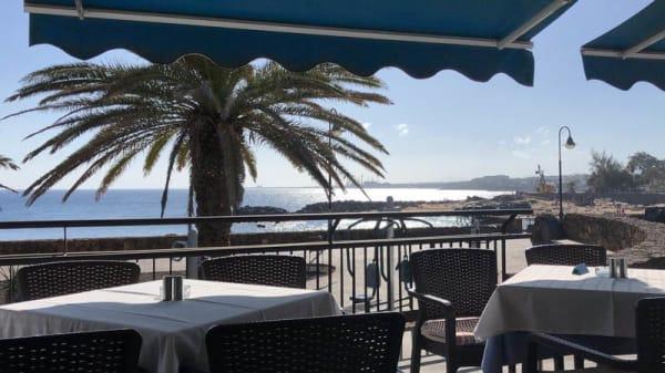 Terraza - Restaurante Doña Lola, Costa Teguise