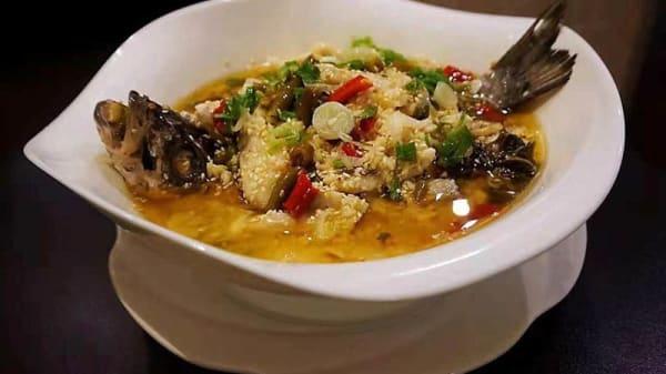 Suggerimento dello chef - Sichuan, Rome