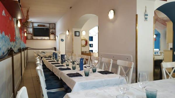 Vista sala - Kursaal, Manfredonia