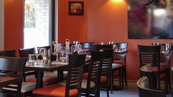 Salle du restaurant Le Diablotin - Le Diablotin, Levallois-Perret