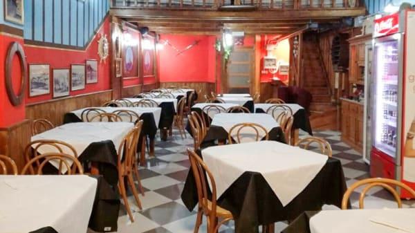 Vista sala - Il Corsaro Ristornate e Pizzeria, Carloforte