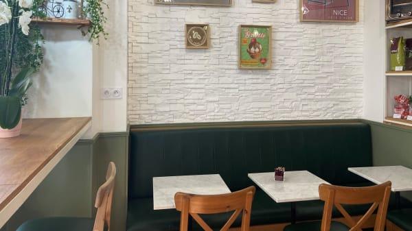 La Griotte Bakery Coffee, Nice