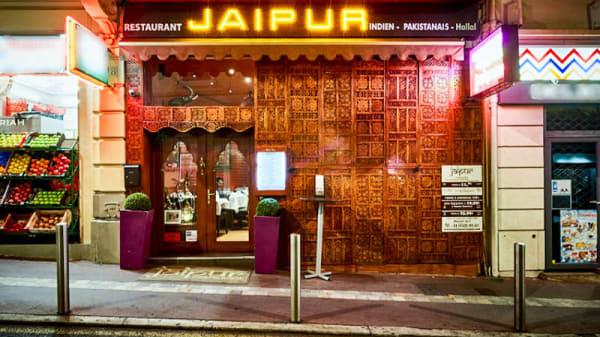Entrée - Le Jaipur, Cannes