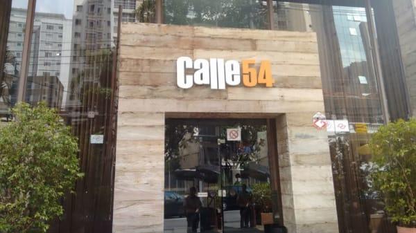 Fachada - Calle 54 - Jardins, São Paulo