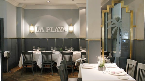 Sala - La Playa, Madrid