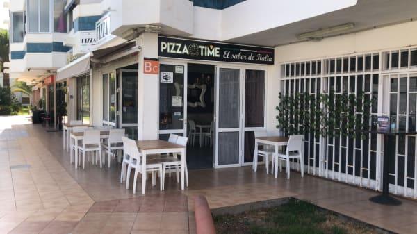 Terraza - Pizza Time