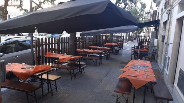 vista dell'esterno - Barbecue, Lecce