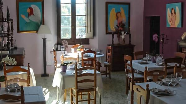 Vista sala - Museu dels Angels, Alella