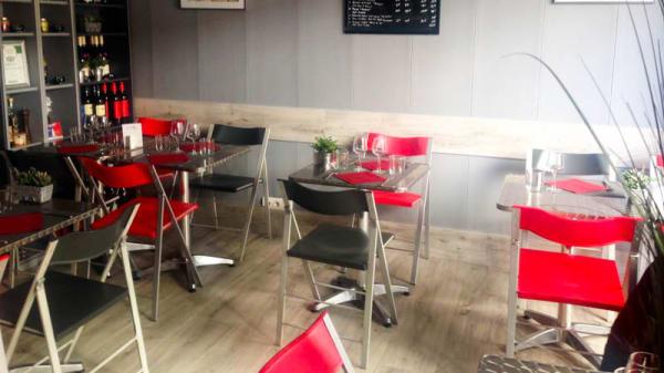 Salon du restaurant - Le Potiron Gourmet, Nice