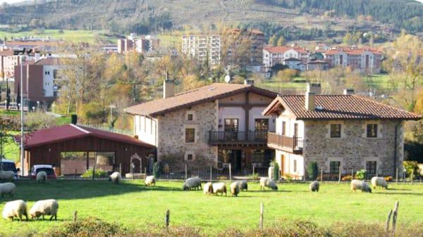 Exterior - Abiaga Jatetxea, Amurrio