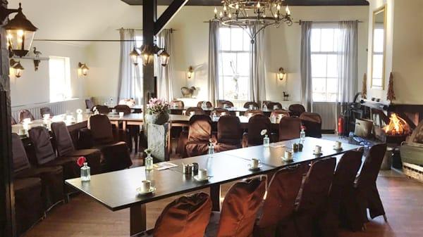 Het restaurant - Boerderij Sallandshoeve, Nieuw Heeten