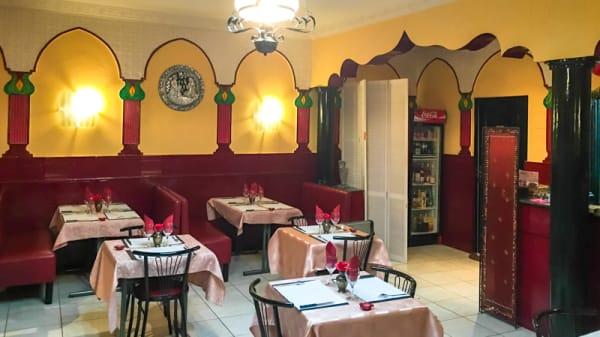 Salle du restaurant - Le Bangladesch, Belfort