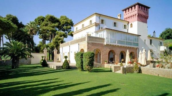 Facciata - Relais Villa Rossi, Silvi
