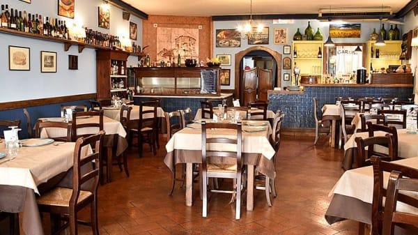 Interno - Il Garum Osteria Pizzeria, Bacoli