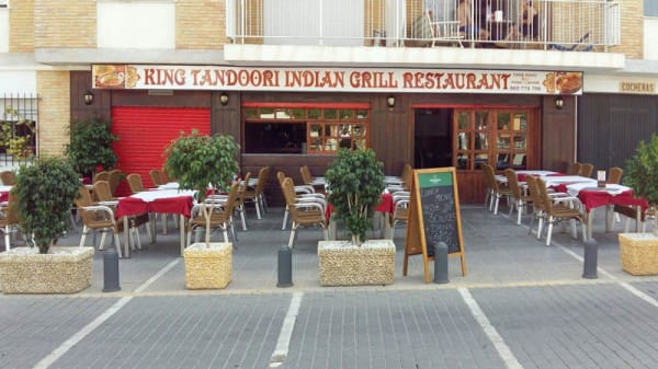 Terraza - King - Tandoori Indian Grill, Torre De La Horadada
