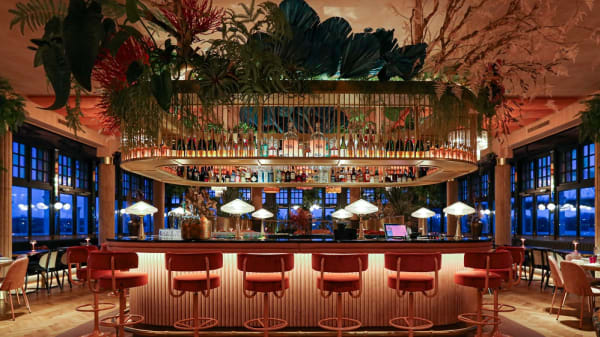 cocktailbar - Zalmhuis, Rotterdam