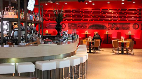 Het Restaurant - Brasserie De Kuip, Rotterdam