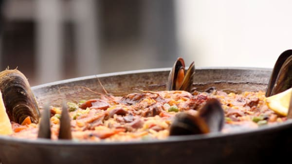 Paella - Can Kalav, Tossa De Mar