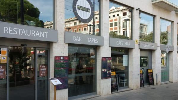 Entrada - Marela, L'Hospitalet de Llobregat